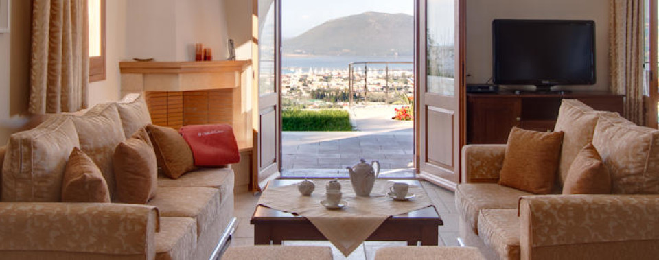 Spacious villa, at great rates